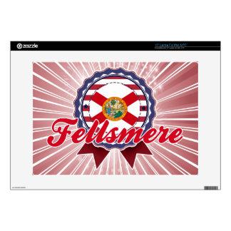 "Fellsmere FL 15"" Laptop Decal"