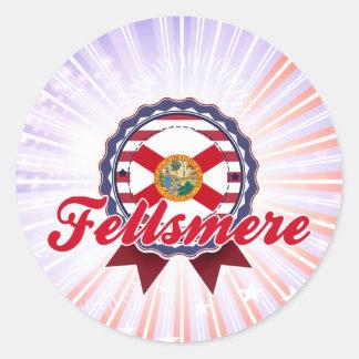 Fellsmere FL Sticker