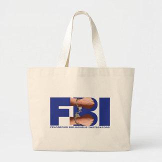 Felonious Bolognius Instigators Canvas Bag