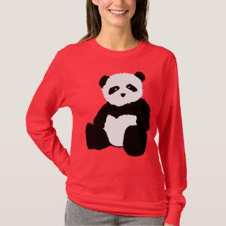felpa de la panda playera