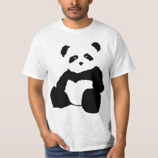 felpa de la panda remera
