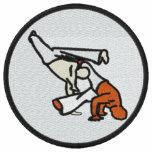 FelpaZip Capoeiranapoli Chaqueta Bordada De Entrenamiento