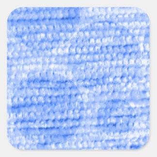 felpilla punteada grande, azul colcomanias cuadradases