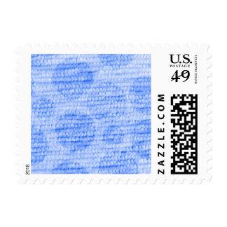 felpilla punteada grande, azul envio