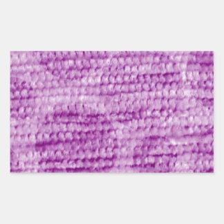 felpilla punteada grande, rosada rectangular altavoces