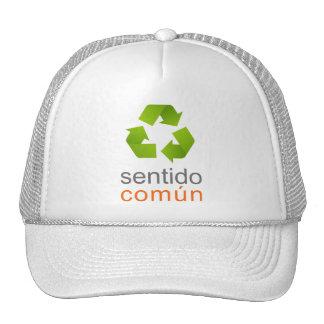Felt cap Common Trucker Hat