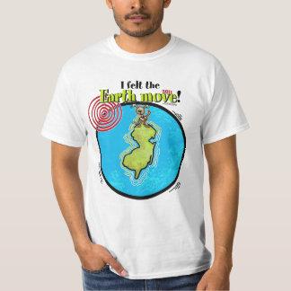 Felt the earth move in NJ 2011 T-Shirt