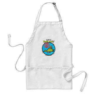 Felt the Earth move - VA 5.9 Adult Apron
