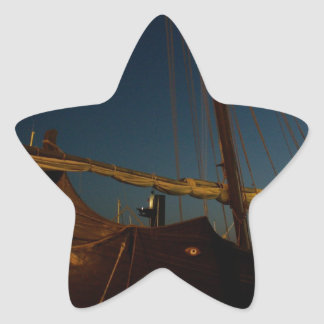 Felucca Almariya Star Sticker