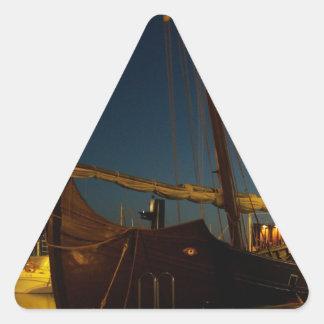 Felucca Almariya Triangle Sticker