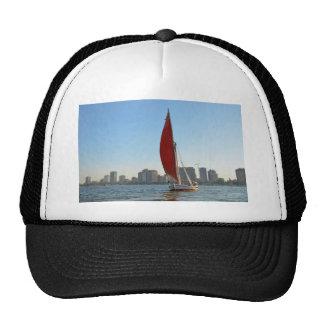 Felucca In Cairo Trucker Hat
