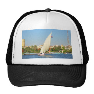 Felucca On The Nile Trucker Hat