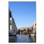 Felucca sailing on the Nile in Egypt picture Dry-Erase Board