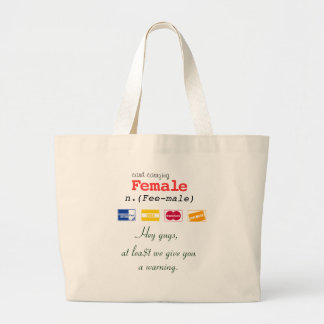 Fem. Gems_Female_Fee-male Canvas Bags