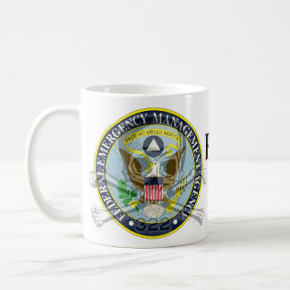 FEMA Camp Red List Mug