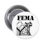 FEMA  Camps 2 Inch Round Button