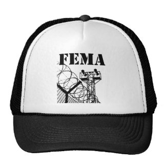 FEMA  Camps Trucker Hat