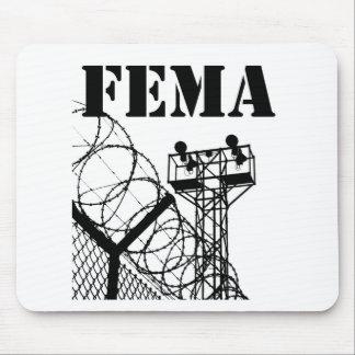FEMA  Camps Mouse Pad