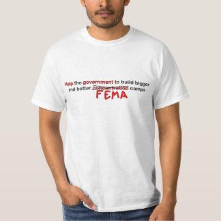 FEMA concentration camps T-Shirt