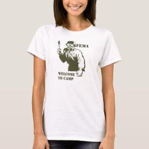 FEMA fun. T-Shirt