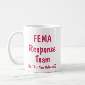 FEMA Response Team - Cup