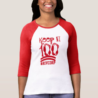 Female Adult S Keep It 100 Raglan T-Shirt
