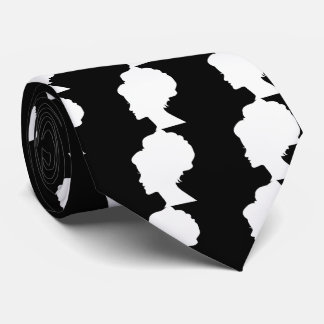 Female Ambitious Graphic Tie