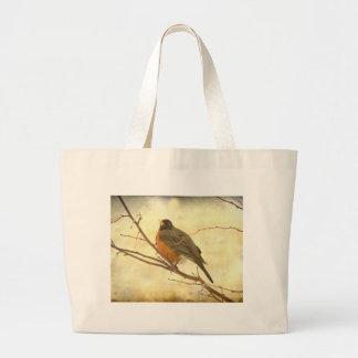 Female American Robin Bags