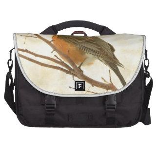 Female American Robin Commuter Bag