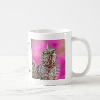 Female Anna's Hummingbird Mug