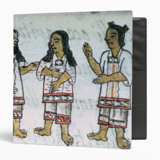 Female Aztec costumes Binder