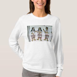 Female Aztec costumes T-Shirt