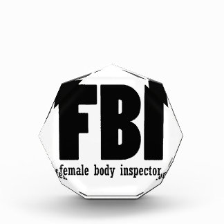 Female Body inspector Awards