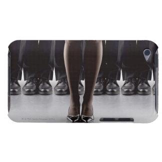 Female boss for businessmen iPod touch case