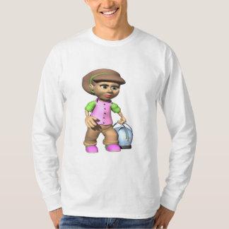 Female Bowler T-Shirt