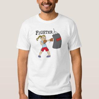 Female Boxer Tee Shirts