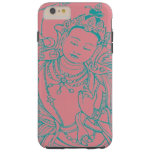"""Female Buddha Phone Case"" Tough iPhone 6 Plus Case"