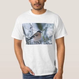 Female Bullfinch  Adult Tee Shirt