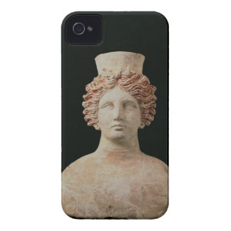 Female bust with kalathos from Ibiza, 5th century Case-Mate iPhone 4 Case