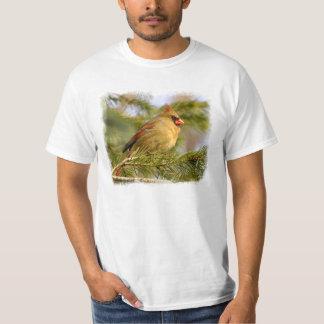 Female Cardinal 1A Shirt