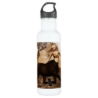 Female Centaur  24oz Water Bottle