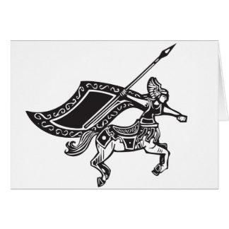 Female Centaur Greeting Cards