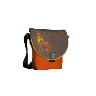 Female Centaur Courier Bag