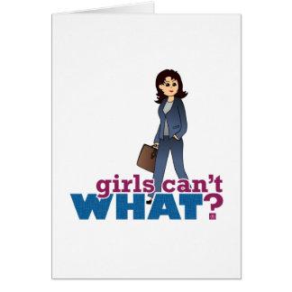 Female CEO Card