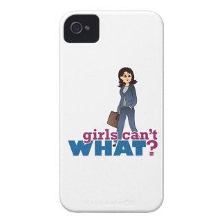 Female CEO iPhone 4 Case-Mate Case