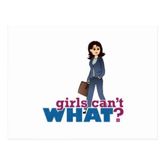 Female CEO Postcard