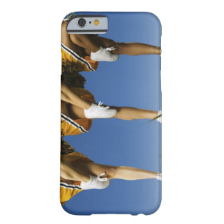 Female cheerleader's legs (low section) barely there iPhone 6 case