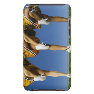 Female cheerleader's legs (low section) barely there iPod case