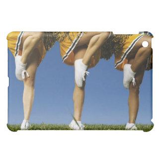 Female cheerleader's legs (low section) iPad mini cases