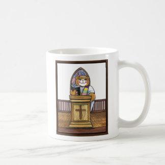 Female Clergy Mug